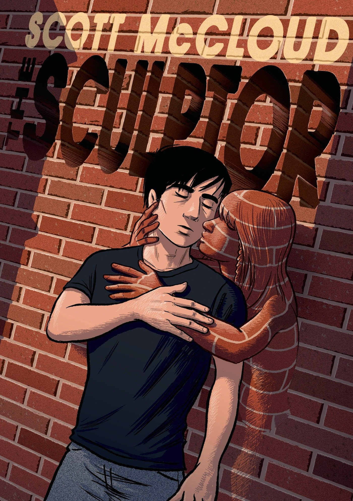 The Sculptor, graphic novel by Scott McCloud