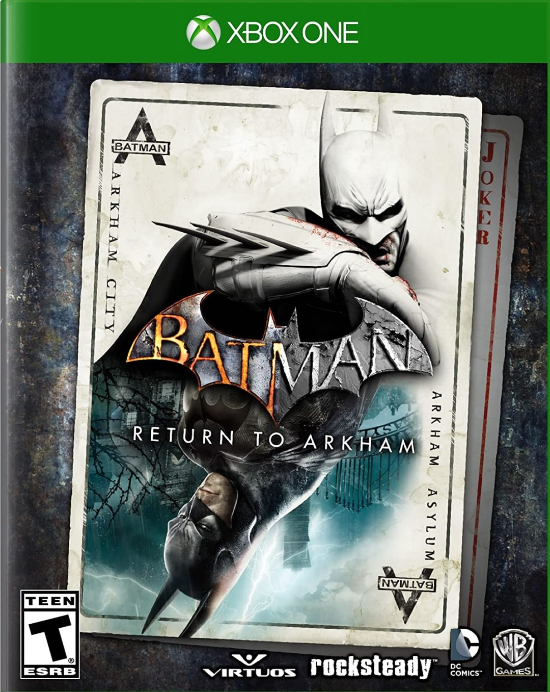 Batman: Return to Arkham Announced 7