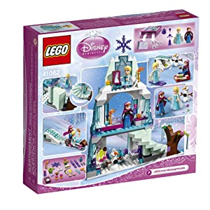 LEGO Elsa's Sparkling Ice Castle