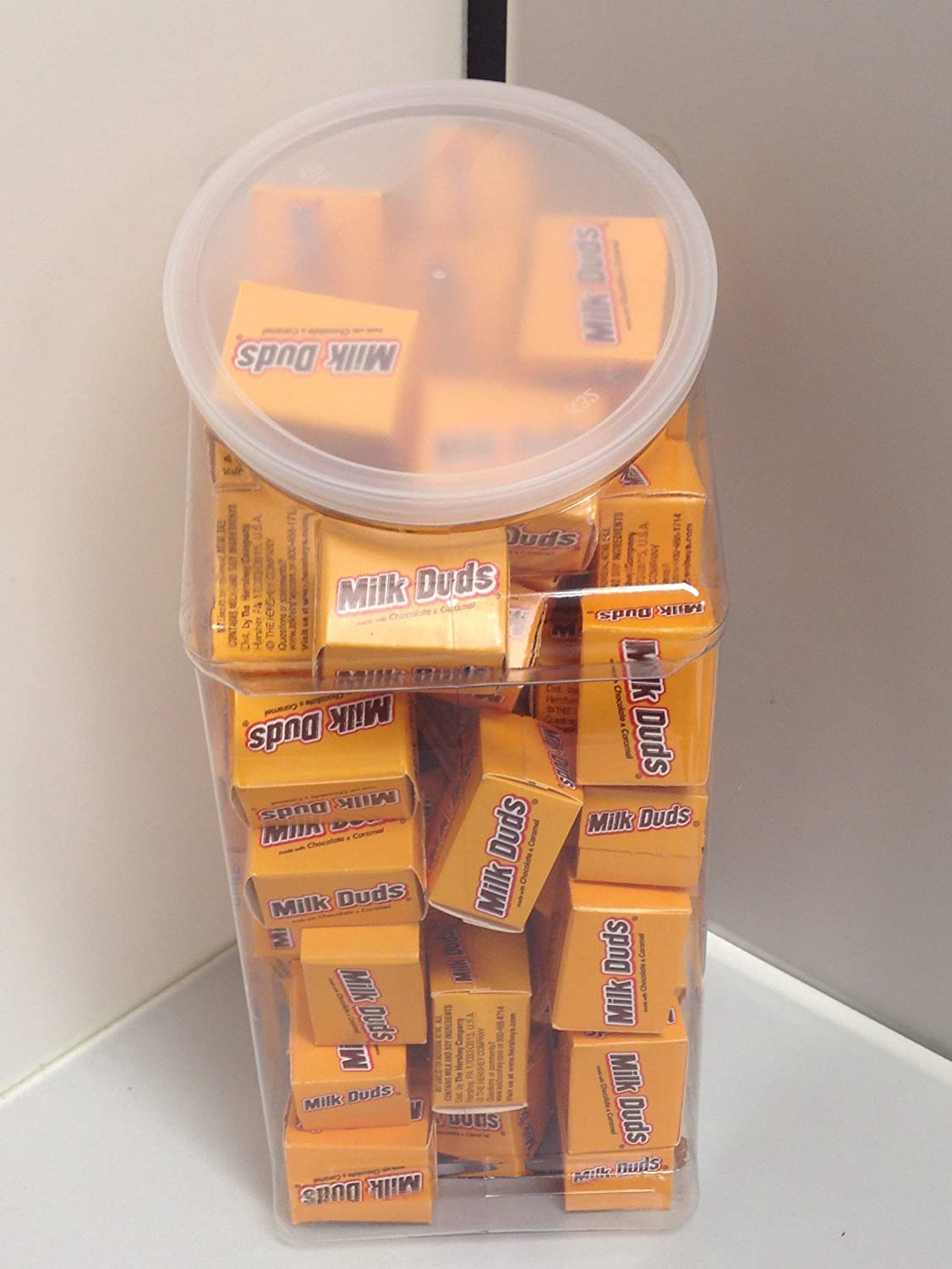 Milk Duds Mini 80 Ct. Jar - These are for me!