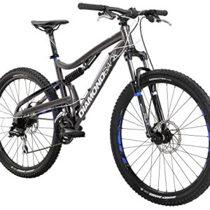 Diamondback Bicycles 2015 Recoil Full Suspension Complete Mountain Bike Review