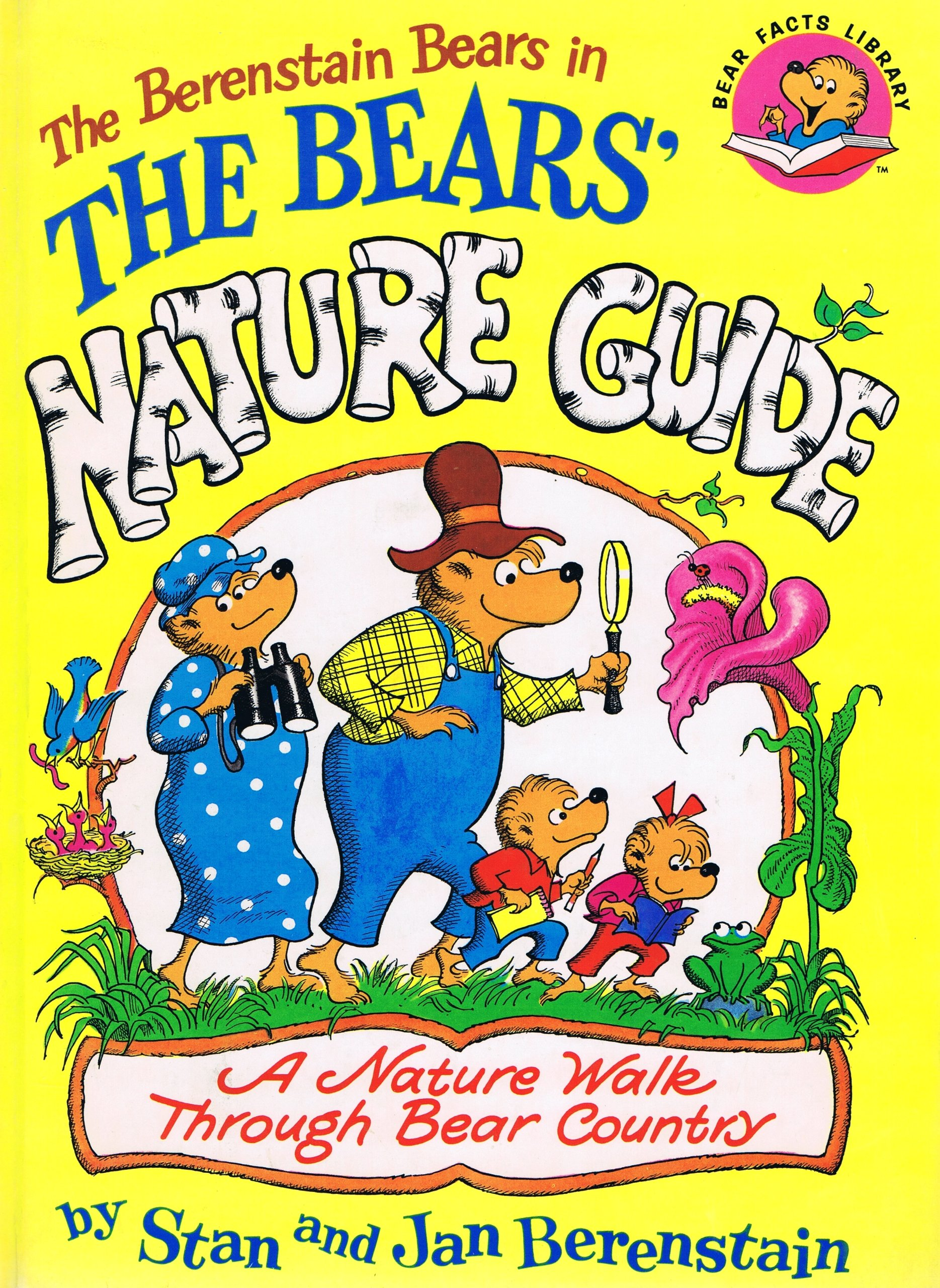 The Berenstain Bears Nature Guide