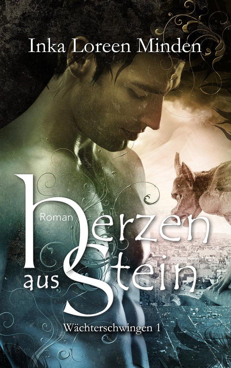 Herz aus Stein-Wächterschwingen 1 Book Cover