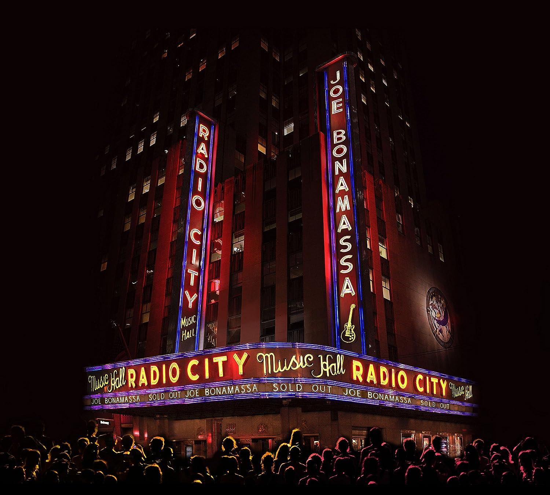 JOE BONAMASSA Live At Radio City Hall