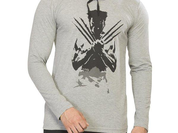 Alan Jones Men's Cotton Printed T-Shirt