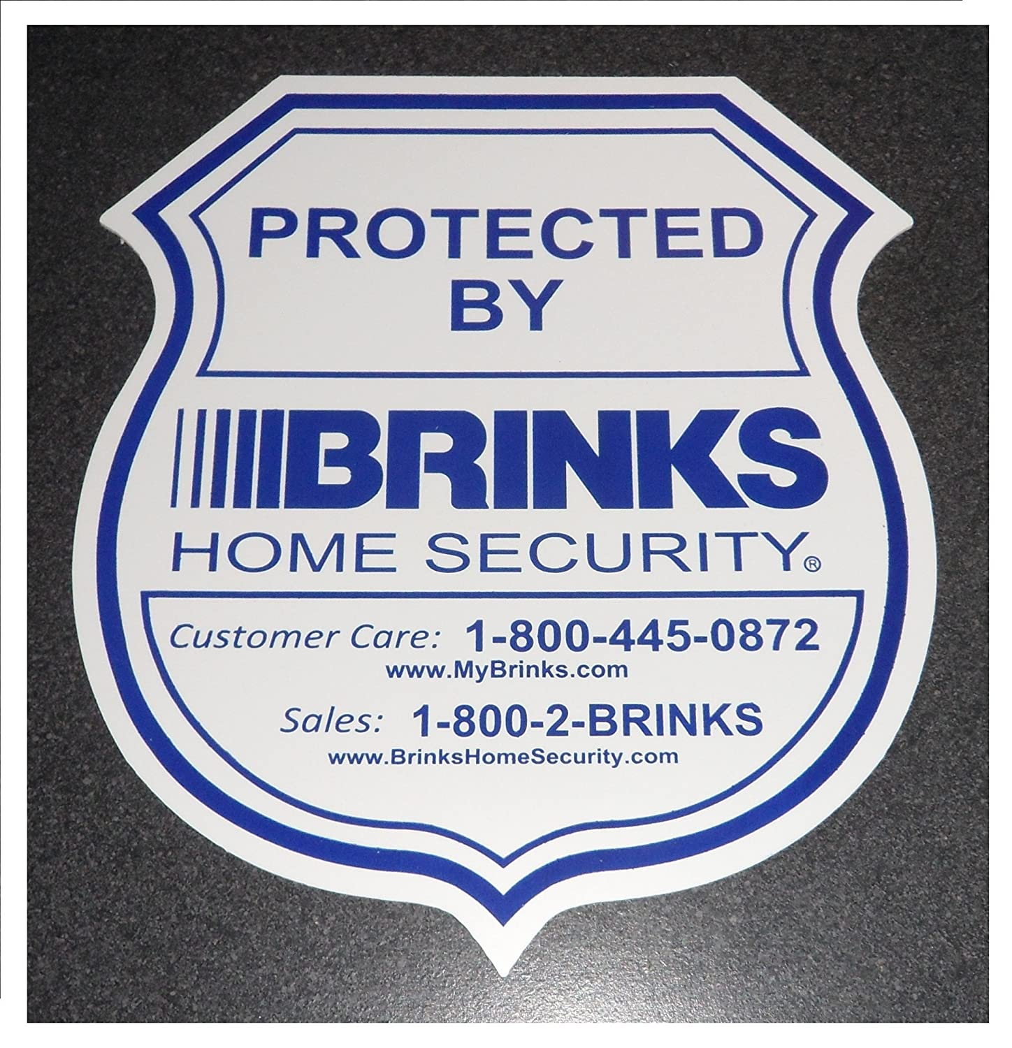Adt Security Yard Sign Window Decals