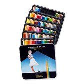adult coloring Prismacolor Premier Soft Core Colored Pencil, Set of 132 Assorted Colors (4484)