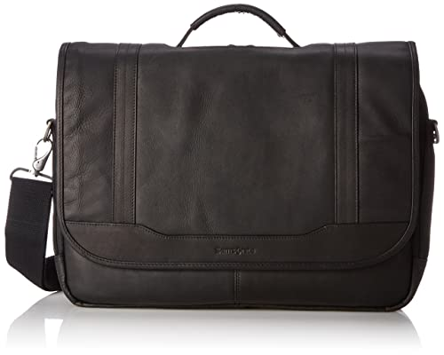 Samsonite Colombian Leather Flapover Briefcase 2016