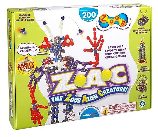 ZOOB Alien Creature (ZAC)