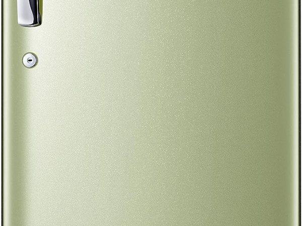Samsung RR19J2784NT Direct-cool Single-door Refrigerator (192 Ltrs, 4 Star Rating, Emerald Green)