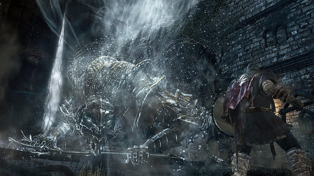 Dark Souls III - 'To The Kingdom of Lothric' Cinematic Trailer 1