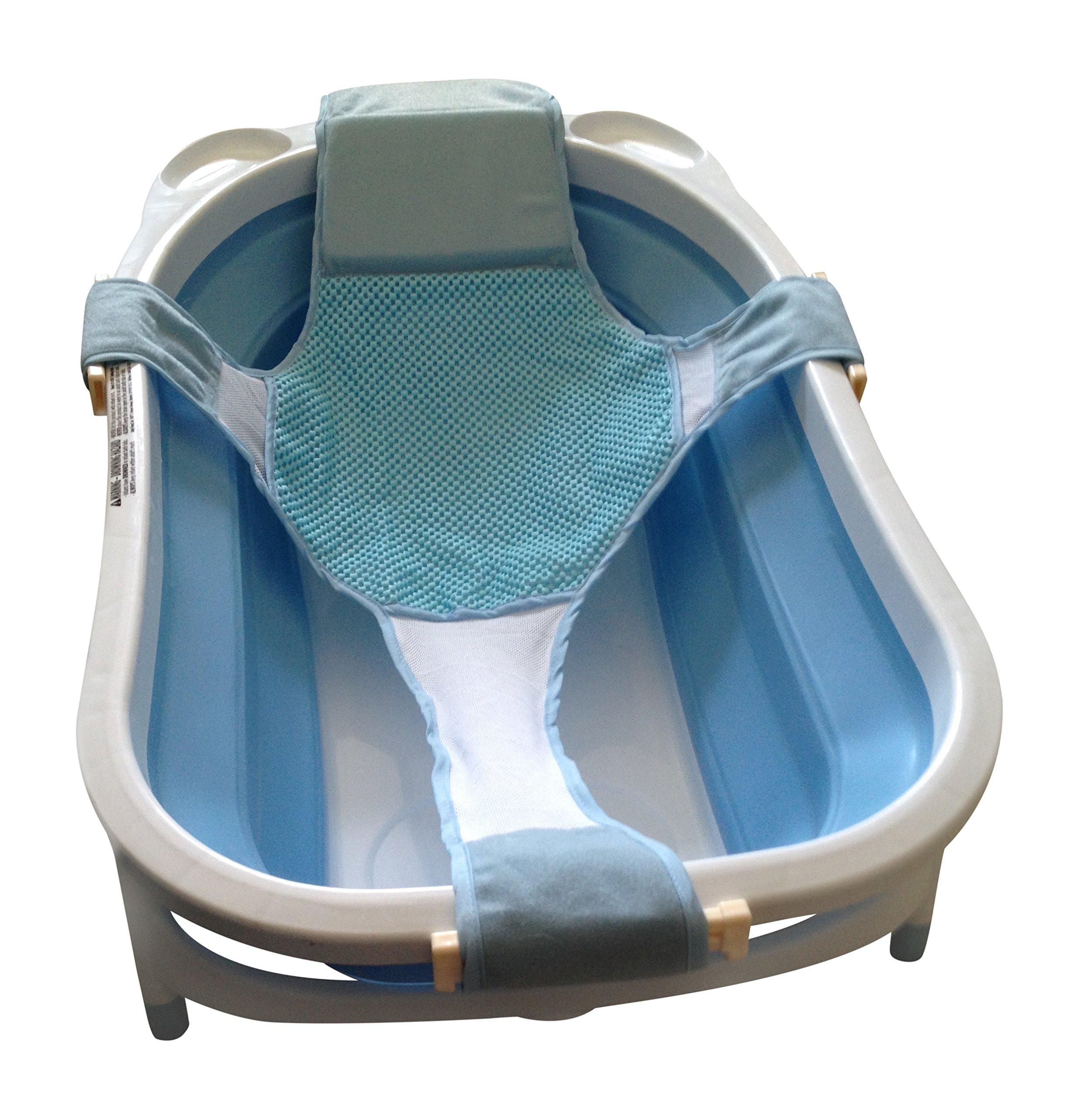Baby Bathtub Seat Support Sling Hammock Net
