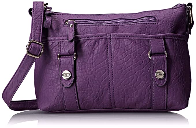 Rosetti Triple Play Mindy Cross Body Bag