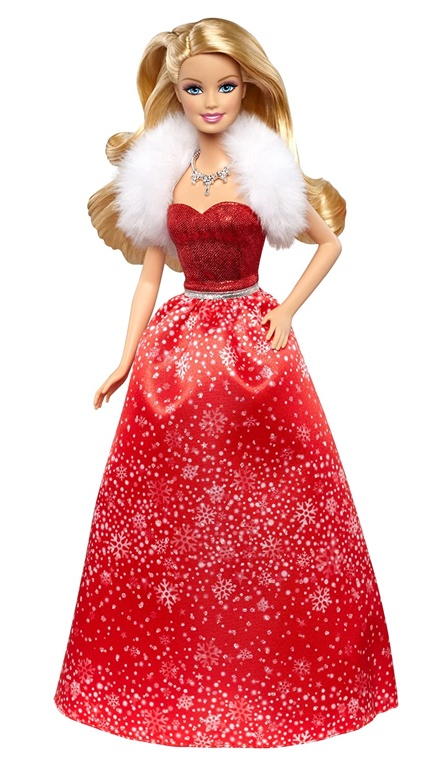 Barbie 2014 Holiday Doll