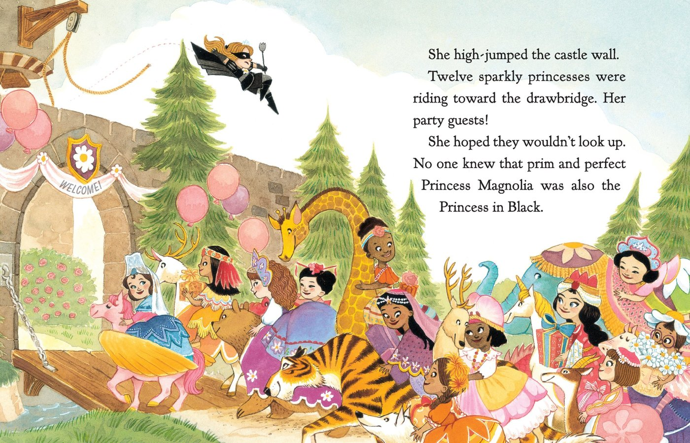 Book Review: The Princess in Black