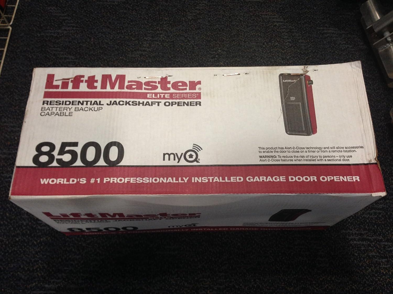 liftmaster elite series wall mount garage door opener upc