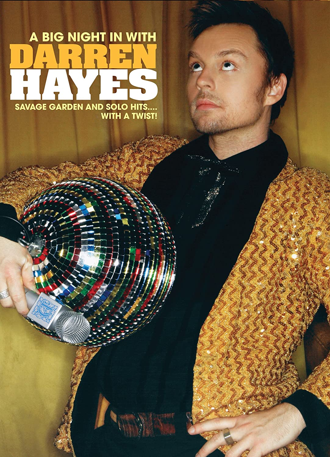 A Big Night In WIth Darren Hayes