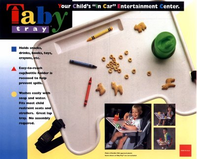 Taby Tray