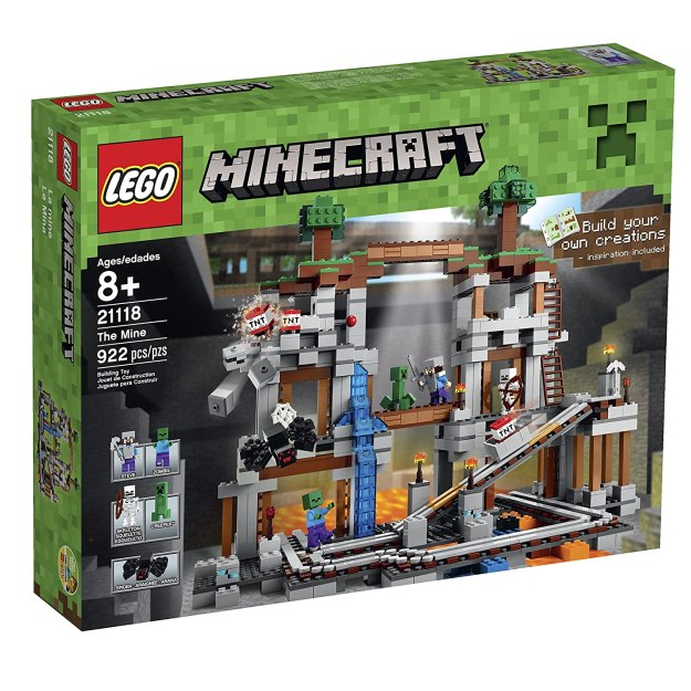 LEGO Minecraft Archives | The Brothers Brick | The Brothers Brick