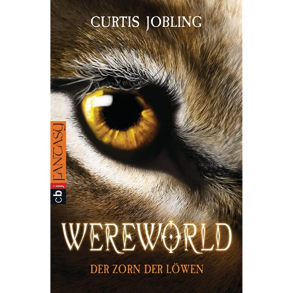 Review   Wereworld  Rage of Lions  and  Wereworld  Shadow of the     German cover   Wereworld  Wrath of the Lion