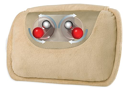 HoMedics Thera-P Shiatsu Massage Pillow with Heat