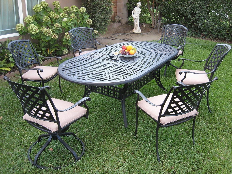 Outdoor Furniture 7 Piece