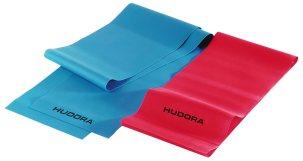 Fitnesstraining zu Hause - Fitnessband von Hudora