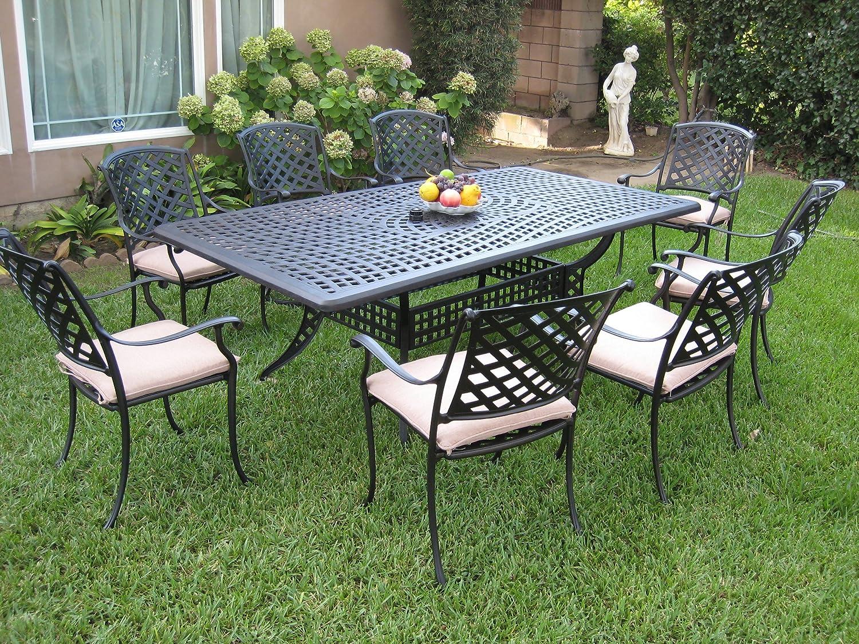 Aluminum Outdoor Cast Furniture