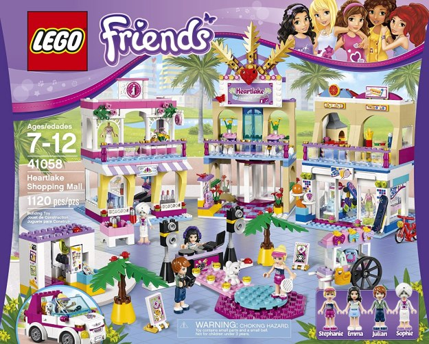 41058 Heartlake Shopping Mall