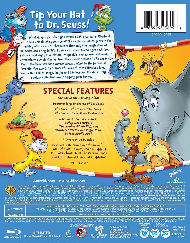 Search Dr Seuss Dvd