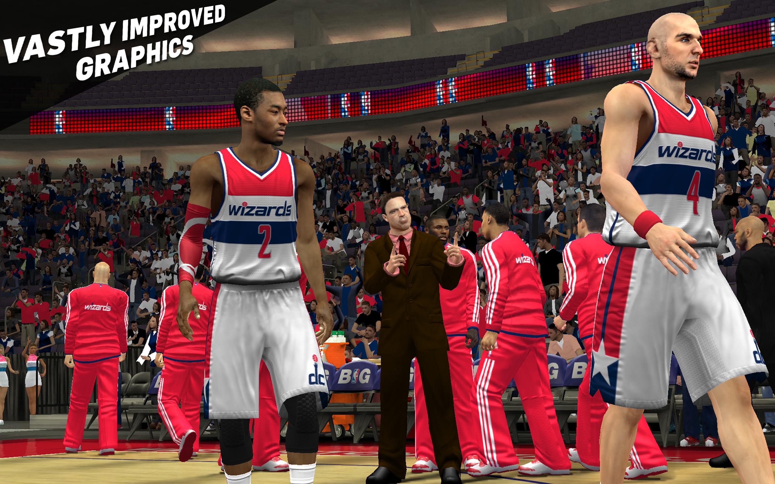 NBA 2K15 Apk