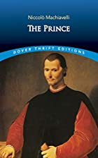 The Prince (Dover Thrift Editions) by…
