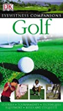 Golf (Companion Guides) by DK Publishing