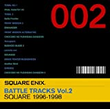 Amazon.co.jp: SQUARE ENIX BATTLE TRACKS Vol.2 SQUARE 1996~1998: ゲーム・ミュージック: 音楽