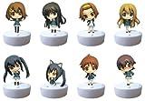 Amazon.co.jp: すぴこっと けいおん!! BOX (PVC製塗装済み 音声台座付マスコット): ホビー
