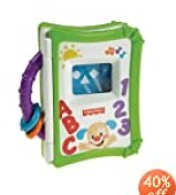 Fisher-Price Laugh and Learn Apptivity Storybook Reader