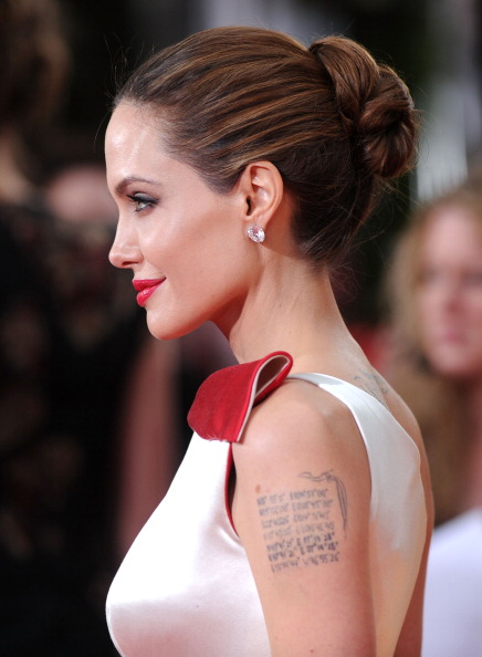 angelina jolie scalp eczema alternatives