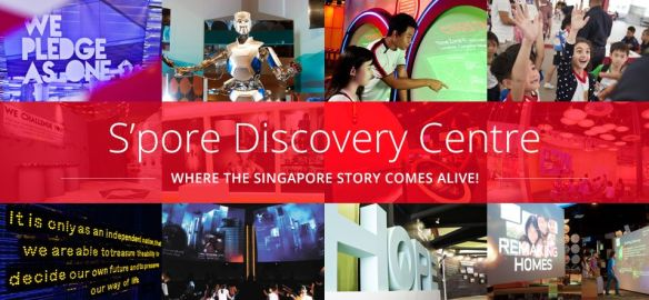 Join the Eczema Support Group to Singapore Discovery Centre