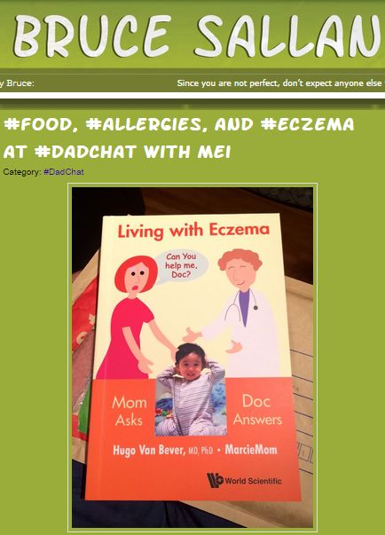 Come join me at #Dadchat - the most authentic, parenting chat with international dads and moms, hosted by Bruce Sallan