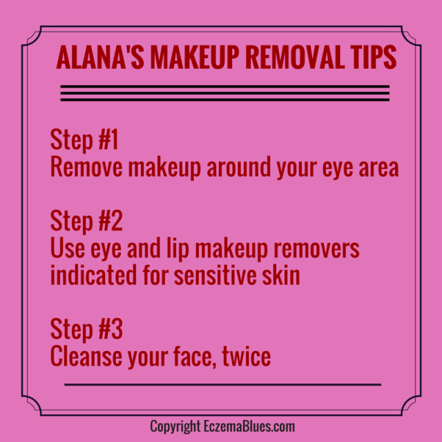 Makeup Removal Tips for Sensitive Skin