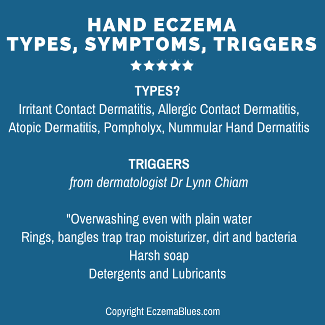 Hand Eczema with Dr Lynn Chiam - Types, Symptoms, Triggers -