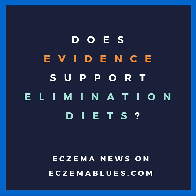 Insufficient evidence to support elimination diets
