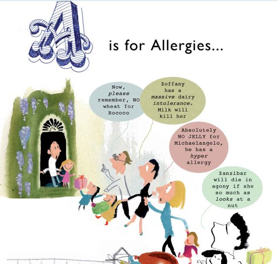 A is for Allergies