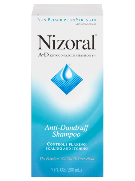 Nizoral shampoo for scalp eczema