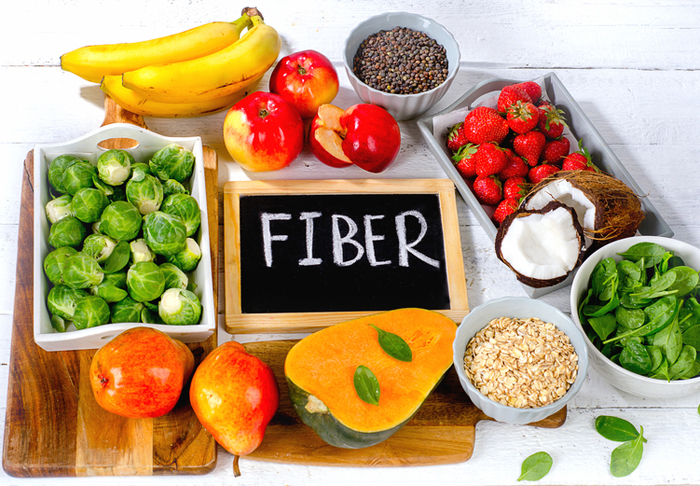 Does high-fibre diet help relieve asthma