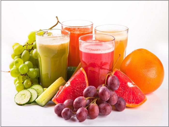 Fruit juice to avoid in eczema