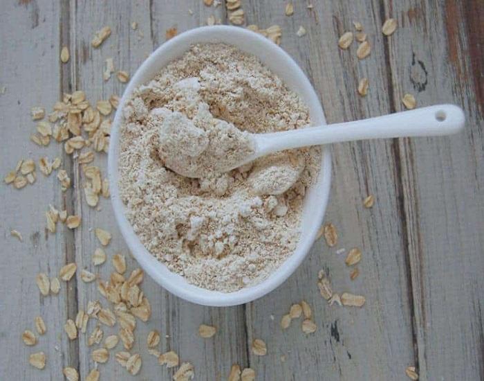 How to make colloidal oatmeal bath for eczema