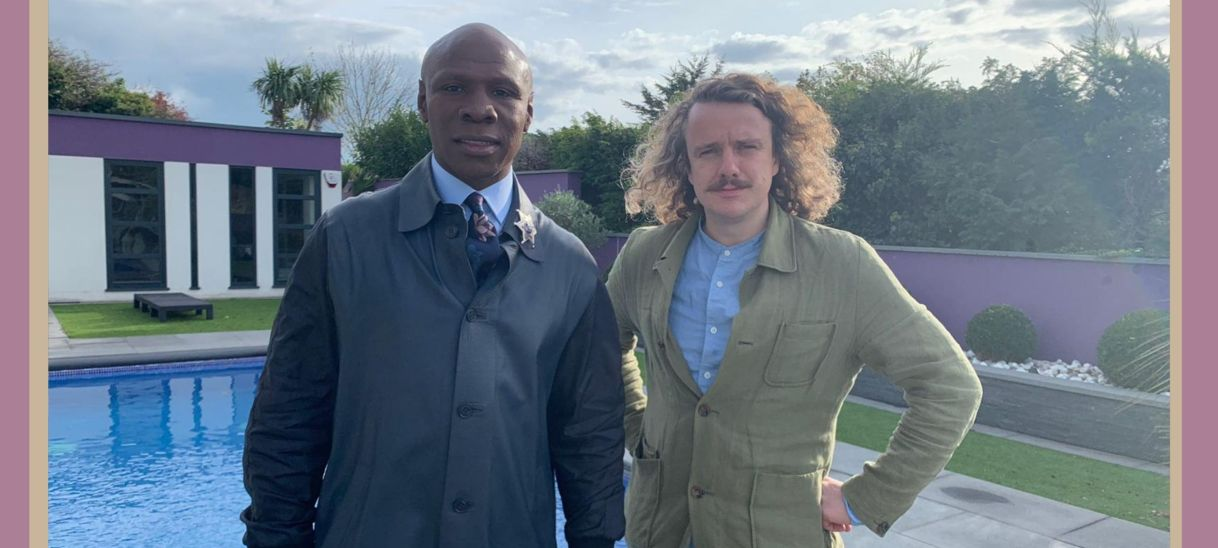 What it's like to be memory coach to Amber Gill, Len Goodman and Chris Eubank?