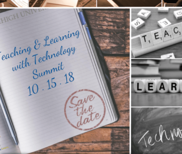 2018 Teaching And Learning With Technology Summit