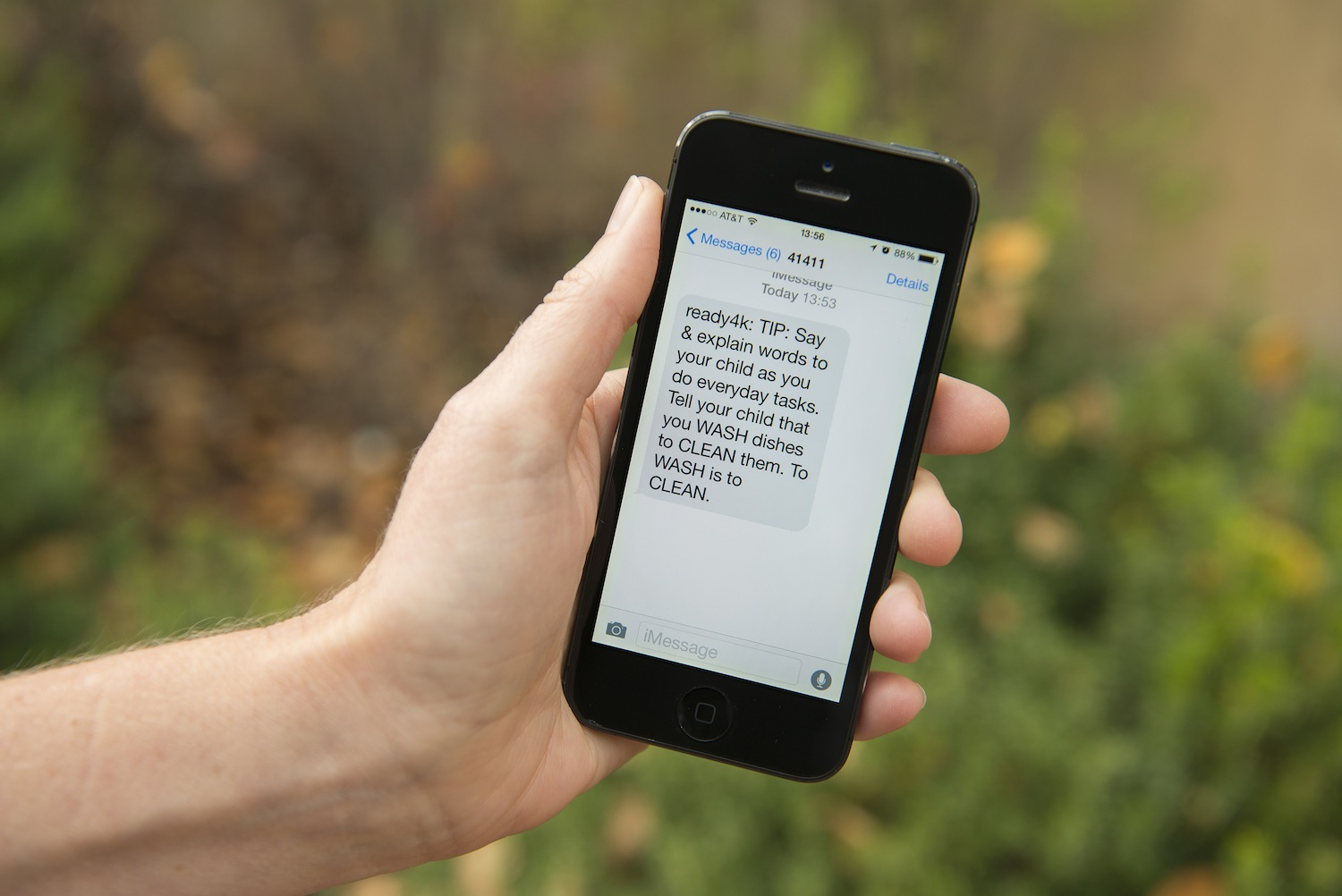 Text Messaging Program Helps Boost Language Skills In